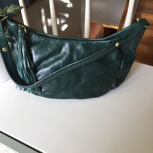 NWT Leather Hobo Purse